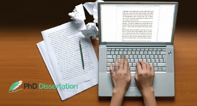 Tips for post-graduate students, writing the dissertation