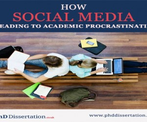 How Social Media Is Leading To Academic Procrastination