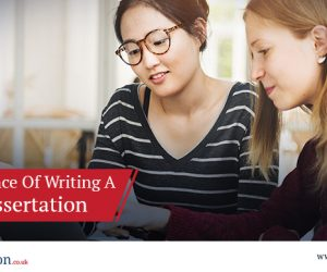 The Importance Of Writing A Quality Dissertation