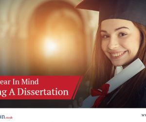 5 Things To Bear In Mind When Doing A Dissertation