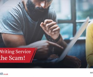 Dissertation Writing Service- Beware of the Scam!