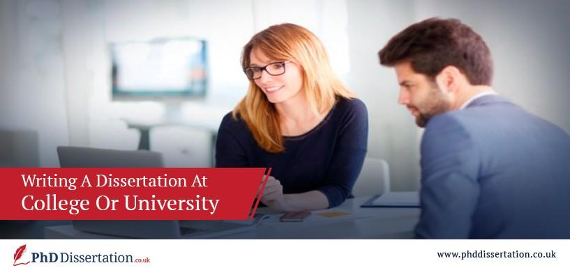 Dissertation services uk universities