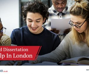 Where To Find Dissertation Writing Help In London